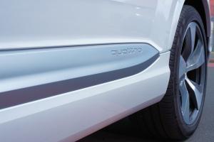 Skradzione i zlokalizowane Audi Q7
