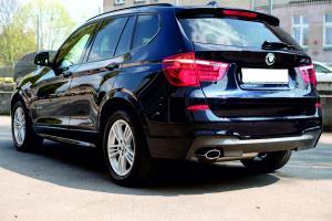 skradzione i odnalezione BMW