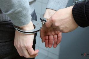 Aresztowanie złodzieja