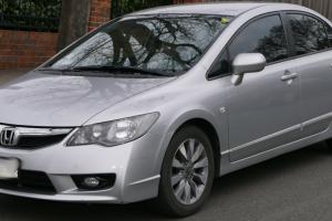 Honda zdjęcie poglądowe