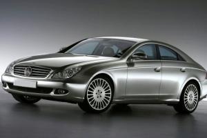 Odzyskanie skradzionego Mercedesa CLS 350 CDI