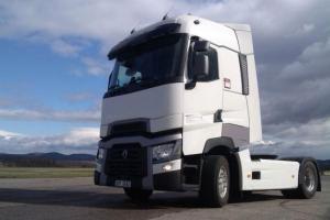 Ciężarówka Renault odzyskana dzięki LoJack