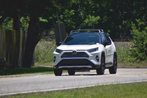 odzyska po kradzieży Toyota RAV 4